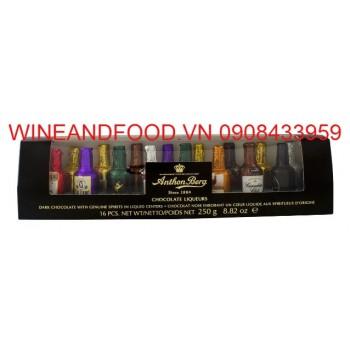Socola rượu Anthonberg 16 loại
