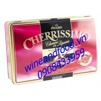 Socola rượu Cherrissimo Mieszko 310g