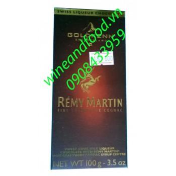 Socola rượu Remy Martin 100g