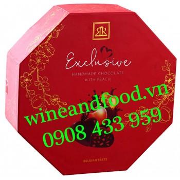 Socola Handmade Exclusive nhân Đào Royal Rich 120g