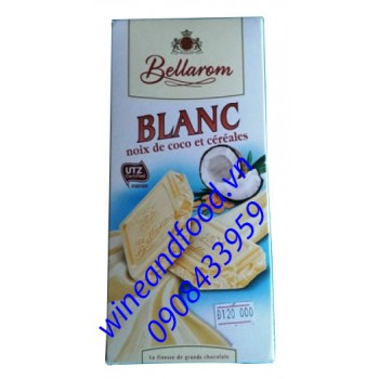 Socola trắng Bellarom 200g