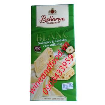 Socola trắng hạt dẻ Bellarom 200g