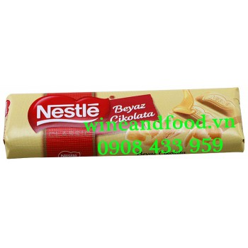 Socola trắng Nestle Classic thanh 30g