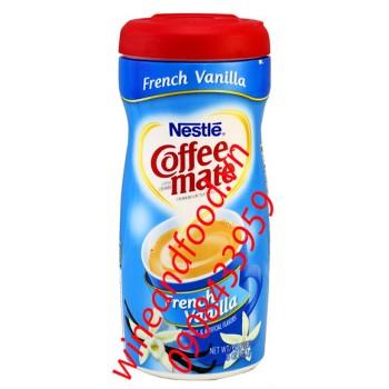 Bột kem pha cà phê Coffee Mate French Vanilla 425g