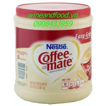 Bột kem pha cà phê Coffee Mate Nestle 1kg