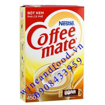 Bột kem pha cà phê Coffee Mate Nestle 450g