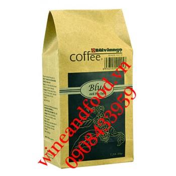 Cà phê Bùi Văn Ngọ rang xay Blue 250g