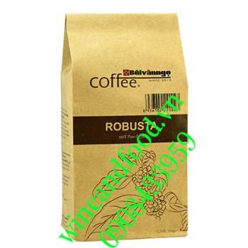 Cà phê Bùi Văn Ngọ Robusta rang xay 250g