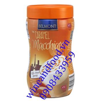 Cà phê Caramel Macchiato Belmont 200g
