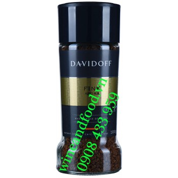 Cà phê Davidoff Fine Aroma hoà tan 100g