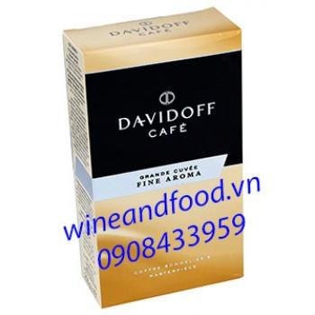 Cà phê Davidoff Fine Aroma pha phin hộp giấy 250g