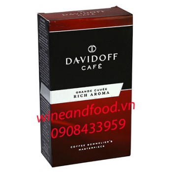 Cà phê Davidoff Rich Aroma hộp giấy 250g