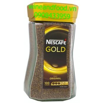 Cà phê hòa tan Nescafe Gold 200g