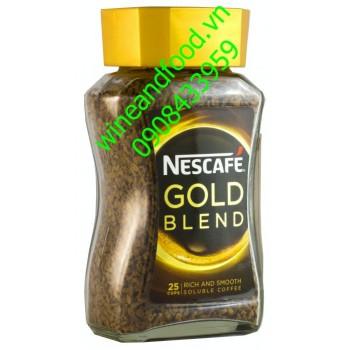 Cà phê hòa tan Nescafe Gold Blend 50g
