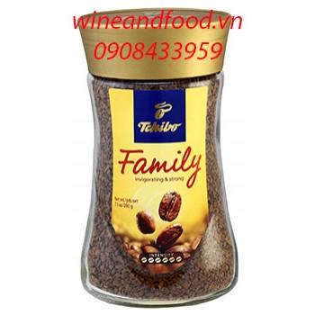 Cà phê hòa tan Tchibo Family hũ 200g