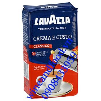 Cà phê Lavazza Crema E Gusto 250g