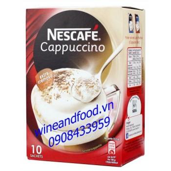 Cà phê Nescafe Cappuccino 125g