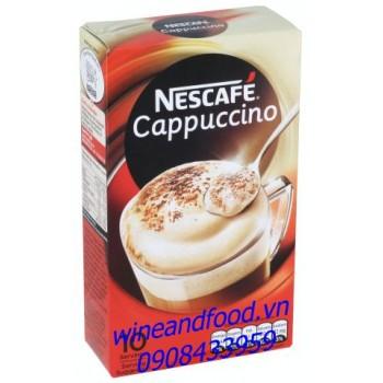 Cà phê Nescafe Cappuccino 180g