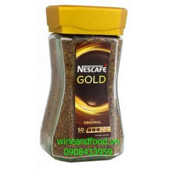 Cà phê Nescafe Gold 100g