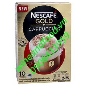 Cà phê Nescafe Gold Cappuccino 200g