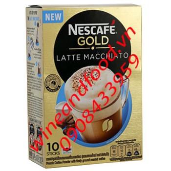 Cà phê Nescafe Gold Latte Macchiato 200g