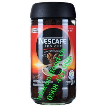 Cà phê Nescafe Red Cup hũ thủy tinh 200g