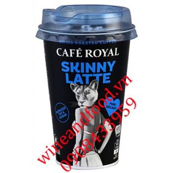 Cà phê pha sẵn Cafe Royal giảm cân 230ml