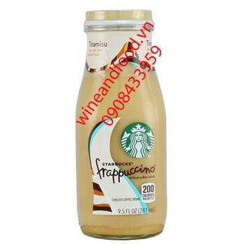 Cà phê Starbuck Tiramisu 281ml