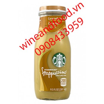 Cà phê Starbucks Caramel 281ml