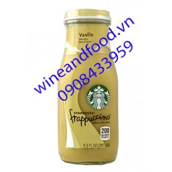 Cà phê Starbucks Vanilla 281ml