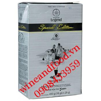 Cà phê Trung Nguyên Legend Special Edition hộp giấy 450g