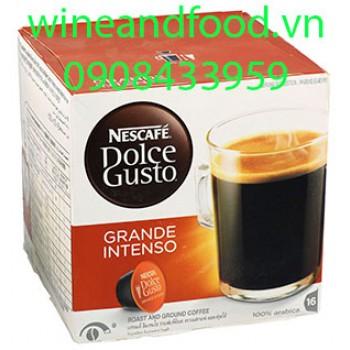 Viên cà phê expresso Grande Intenso Nescafe