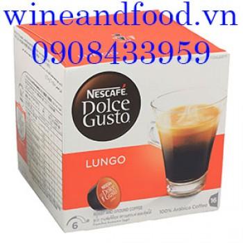 Viên cà phê expresso Lungo Nescafe