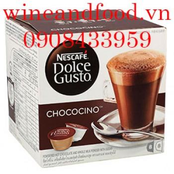 Viên cà phê expresso socola Nescafe