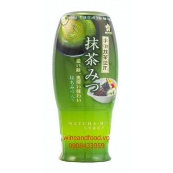 Siro trà xanh Matcha Mitsu 200g