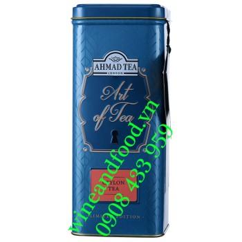 Trà Ahmad Art Of Tea Ceylon Limited Edition hộp thiếc 100g