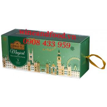 Trà Ahmad Magical Tea Collection 3 vị 60g