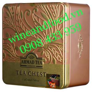 Trà Ahmad Tea Chest Limited Edition hộp thiếc 80g