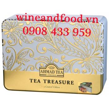 Trà Ahmad Tea Treasure Limited Edition hộp thiếc 120g