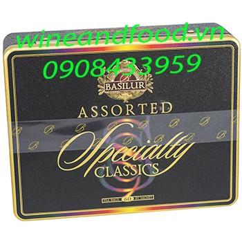 Trà Basilur assorted specialty classics 115g