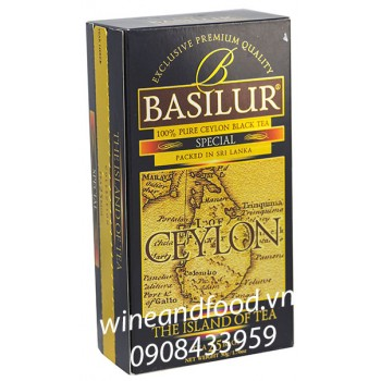 Trà Basilur Island of Tea 50g