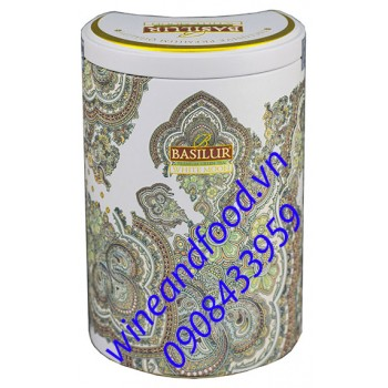 Trà Basilur Oriental Collection White Moon ht 100g