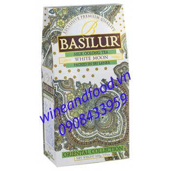 Trà Basilur Oriental Collection White Moon hg 100g