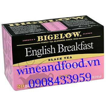 Trà Bigelow English Breakfast túi lọc hộp 20 túi
