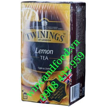 Trà Chanh Lemon tea Twinings túi lọc 50g