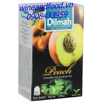 Trà đào Dilmah 30g