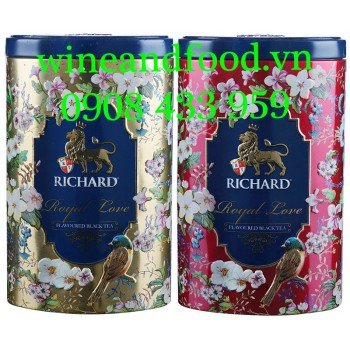 Trà đen Royal Love Richard 80g