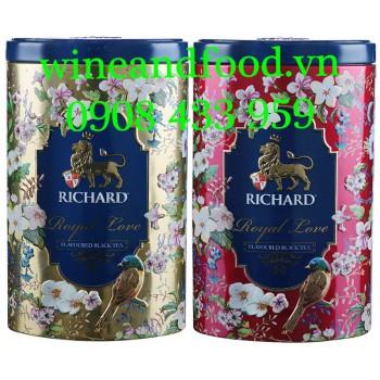 Trà đen Royal Love Richard 80g