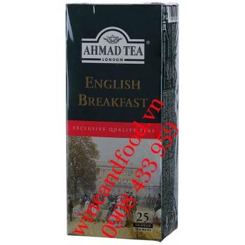 Trà English Breakfast Ahmad túi lọc 50g