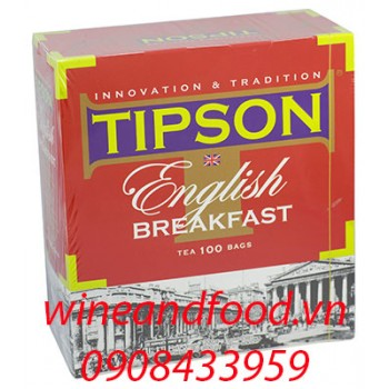 Trà Tipson English Breakfast 200g